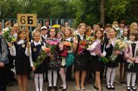 6Б класс. 1 сентября 2011