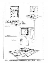 Большие замки Беркут-калы